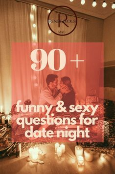 What are the Best Date Night Questions? We have over 90 date night questions, some of which are funny and deep but all are insightful. Most of our date night questions are perfect for longer term couples. Source by rendezvousmagazine date night