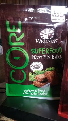 Natural Core Dog Food Review