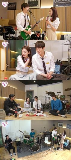 "Gong Seung Yeon to Meet the Rest of CNBLUE on ""We Got Married"""