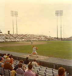 Expos de Montréal — Wikipédia Major League Baseball Teams, Baseball Field, Field Fence, Angeles, Willie Mays, Montreal Ville, Washington Nationals, National League, Park