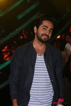 Ayushmann promote DLKH on Lill Champs