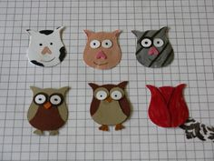 Stampin Up Punch Art | Stampin' Up! has come out with another new punch, the Owl Punch. Now ...