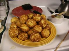 Aebleskiver (Pancake Puffs)