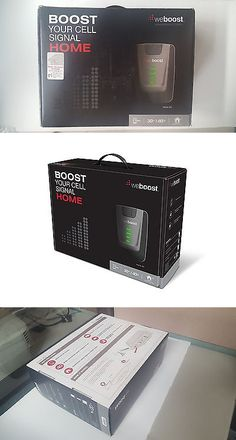 bcd26b0aa5a641 Signal Boosters 68030: Weboost Home 4G Lte Desktop Cell Phone Signal Booster  Kit #470101