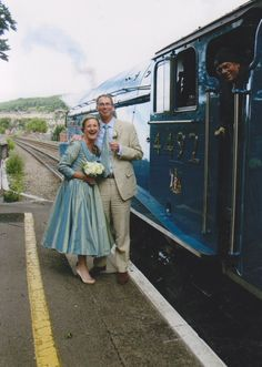 """"""" We were made to feel so special.we could not think of a better way to spend our wedding day and we recommend Steam Dreams to anybody who will listen"""" Party Catering, Train Travel, Our Wedding Day, Cathedrals, Weddingideas, Events, Dreams, Party Buffet, Cathedral"""