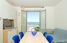 Appartamento Residence I Delfini, con vista mare