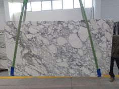 Arabescato Vaglia Polished Marble - new stock just arrived. Natural Stone Bathroom, Natural Stones, Stone Tiles, Marble, Home Decor, Floors Of Stone, Decoration Home, Room Decor, Granite
