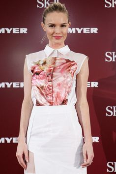 Kate Bosworth Appears At Myer Sydney City
