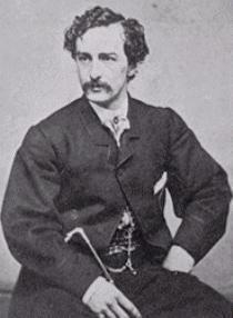 John Wilkes Booth, assassin Abraham Lincoln