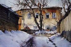 Vjacheslav Kurseev (b.. 1965) Russia