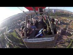 Valladolid: volar en globo