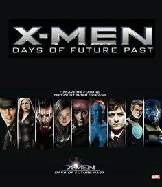 Download X Men Days Of Future Past : http://www.xmenfirstclass2.com