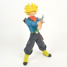 Dragon Ball Super: Super Saiyan 2 Trunks - Final Hope Slash Figure