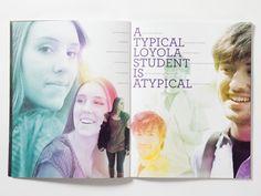 Loyola University Maryland Viewbook by Kelly Dorsey