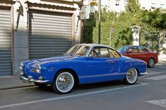 VW Karmann Ghia My first car!!! I was one very happy 16 year old girl when this showed up in my yard!