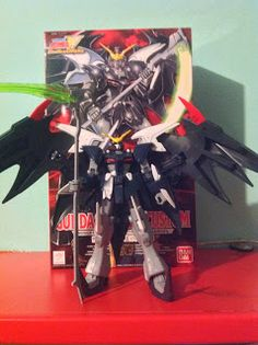 Gundam Deathscythe Hell 1/100