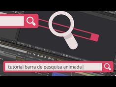 27. After Effects: Barra de Pesquisa Animada Flat Design (Search Bar) - YouTube