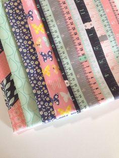 SALE Sew Charming fabric bundle by Riley Blake by fabricshoppe