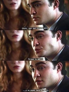 My favorite scene of Gossip Girl Gossip Girl Chuck, Gossip Girl Blair, Gossip Girls, Gossip Girl Quotes, Chuck Bass, Ed Westwick, Wedding Chairs, Movie Quotes, Movie Tv