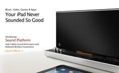 best portable ipad speakers