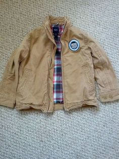 GAP Kids, BOYS size Small spring/fall/winter jacket! #GapKids