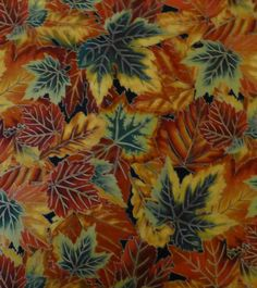 Cotton Fabric Home Decor Fabric Quilt by SuesFabricNSupplies, $11.95