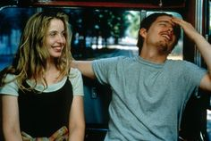 """Before Sunrise (1995) - """"Isn't everything we do in life a way to be loved a little more?"""""""