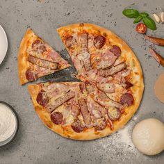 Rzeźnicka Pepperoni, Vegetable Pizza, Vegetables, Food, Pizza, Veggie Food, Vegetable Recipes, Meals, Vegetarian Pizza