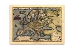 Large Prints, Fine Art Prints, Custom Mats, 12 Image, Old Wall, Cartography, As You Like, Fine Art Paper, Vivid Colors