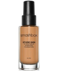 This hydrating foundation was created in our L.a. photo studio to look and feel amazing for 15 hours-from the set to the street. Because, really. Who has time for touch-ups? We're the only beauty bran