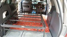 hook up minivan