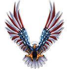 Bald Eagle American Flag Sticker/Decal - x Inch American Flag Decal Pack) American Flag Wallpaper, American Flag Decal, American Flag Eagle, Eagle Artwork, Patriotic Pictures, Patriotic Tattoos, Eagle Wings, Hippie Art, Bald Eagle
