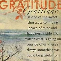 What I am thankful for!  My gratitude list and a prayer of thanks ! Have you made out your gratitude list today?