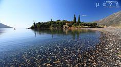 Kotronas Beach Lakonia Peloponnese
