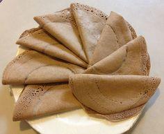 BRETON TORTA - Galette farina di grano saraceno