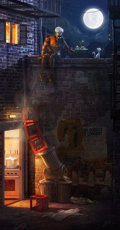 + Ilustração : Inspiração nas artes de Goro.