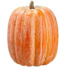 18'Hx14'W Artificial Weighted Pumpkin -Orange/Green (pack of 2) * Read more  at the image link.