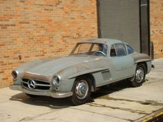 1954 Mercedes Benz 300SL Gullwing Project For Sale (in 2009!)