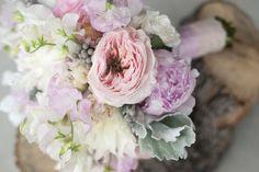 vintage-esque bouquet