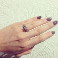 In love. Wedding bands by Naveya & Sloane Jewellery