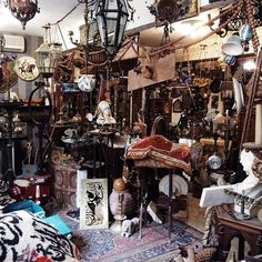 The Flee Market of Istanbul; Cukurcuma neighbourhood