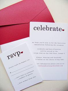 Letterpress reception card lettra pinterest reception wedding like the reception card concept refer to website stopboris Choice Image