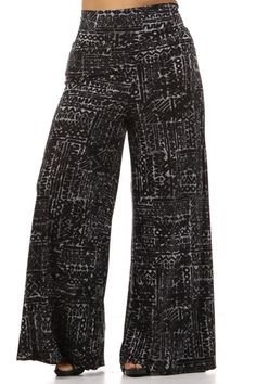 Image of AZTEC PRINT PANTS-Maybe if my legs were longer...or I had HIGH heels!