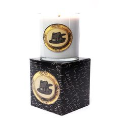 Patch NYC Fedora Candle