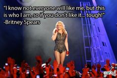 Britney Spears quotes | Britney Spears Quotes About Love, Life, Being Yourself and Fashion ...