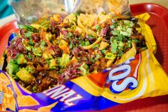 59 best vegan junk food recipes images on pinterest vegetarian vegan frito pie vegan junk foodvegan forumfinder Images