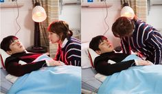 """""""Healer"""": Park Min Young Goes To The ER With Ji Chang Wook (UPDATED w/ Additional Stills) 