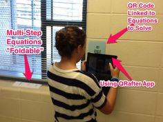 QR-Code-Learning-Stations-With-a-Partner-and-Foldables-Assessmen @mathycathy