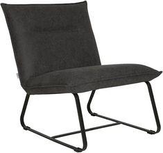 Luxe - fauteuil - van recycled leer