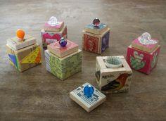 Teeny Tiny Boxes! | by HA! Designs - Artbyheather